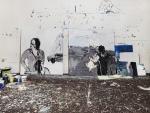 26.07.2009 / 22:10   Atelier Astrid Esslinger, Linz, Foto auf Alu-Dibond, 240 x 180 cm