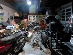 07.01.2012 / 22:59   Atelier Erik Hobijn, Amsterdam, Foto auf Alu-Dibond, 240 x 180 cm