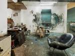 12.08.2009 / 14:40   Atelier Thomas Weinberger, Wien, Foto auf Alu-Dibond, 240 x 180 cm
